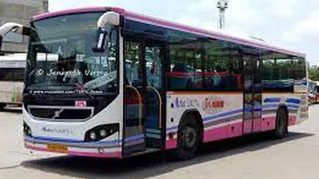 హైదరాబాద్:  ఎసి బస్సు ఛార్జీలు తగ్గే అవకాశం